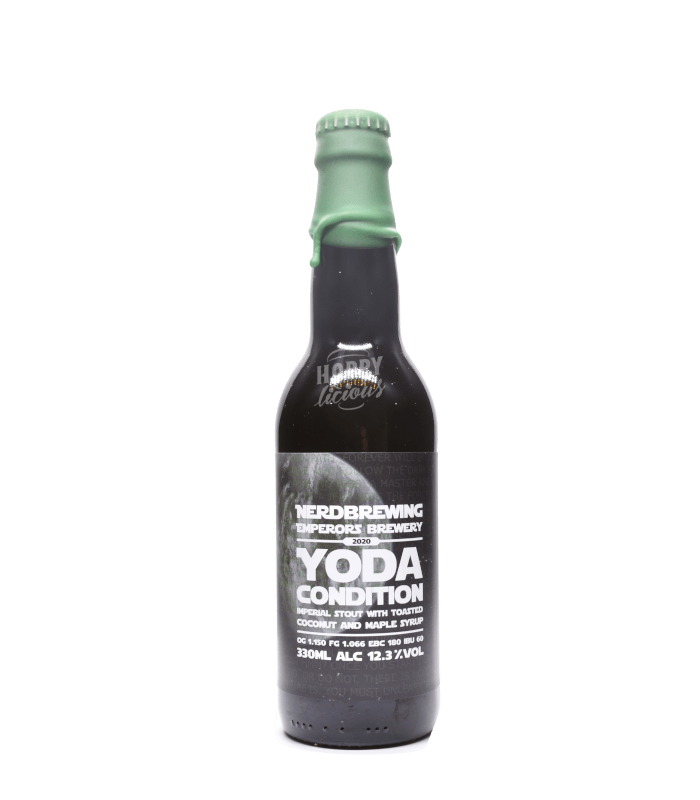 Nerd Brewing Yoda Condition