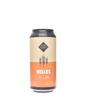 Frau Gruber craft Brewing Helles
